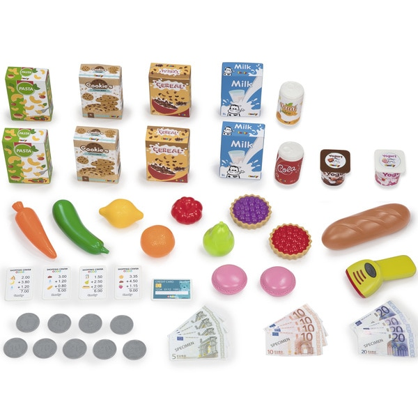 Marchande maxi market + 50 accessoires