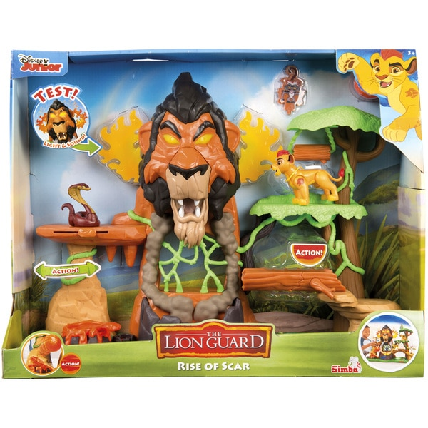 La garde du Roi Lion-Coffret ascension de Scar