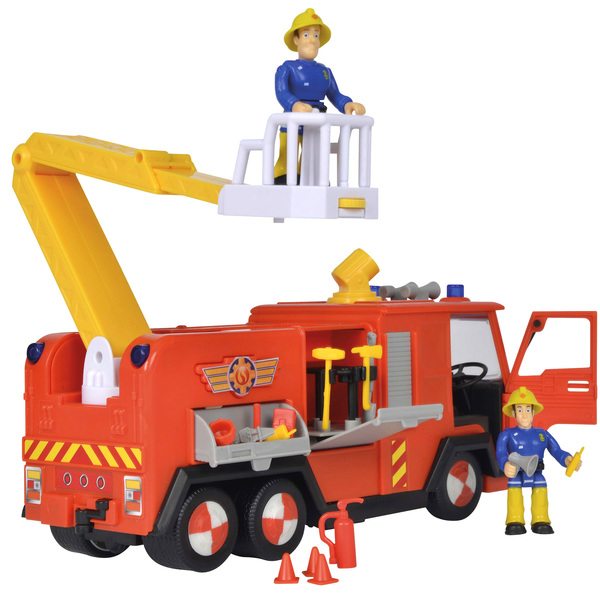 Sam le Pompier-Camion de pompier Jupiter