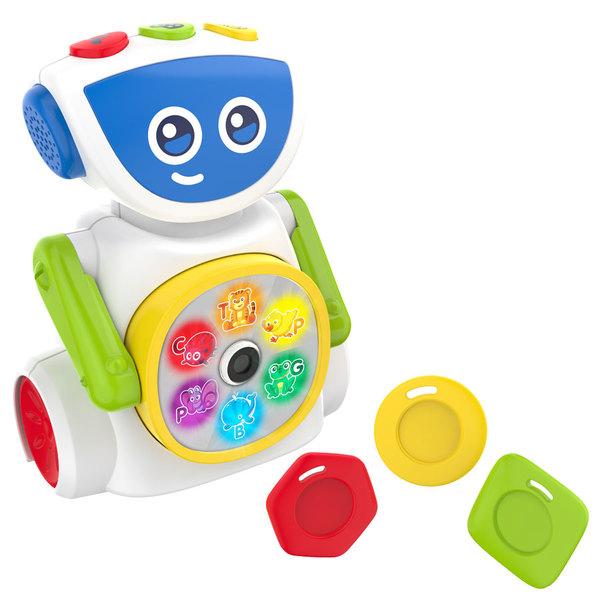 Bitsy Bot m'apprend les couleurs