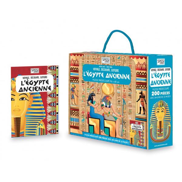 L'Egypte ancienne 2D - Voyage, découvre, explore