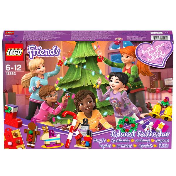 Calendrier De Lavent Soy Luna.41353 Lego Friends Le Calendrier De L Avent