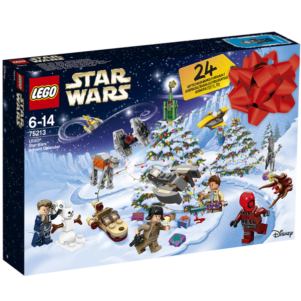 calendrier lego star wars king jouet