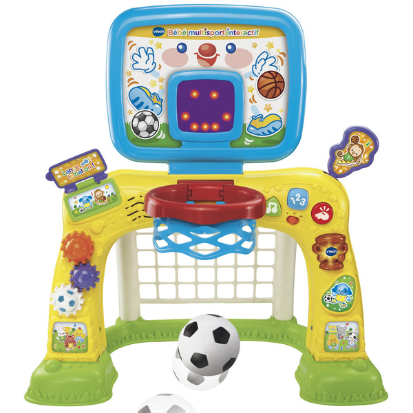 Bebe Multi Sports Interactif