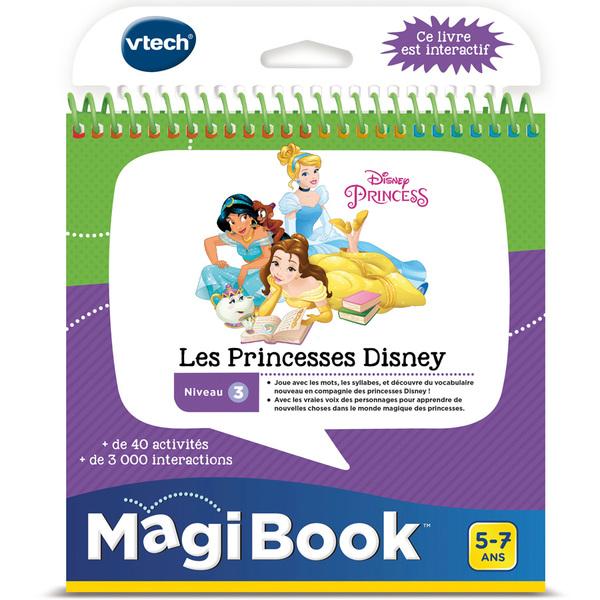 Magibook-Les mots enchantés des Princesses Disney