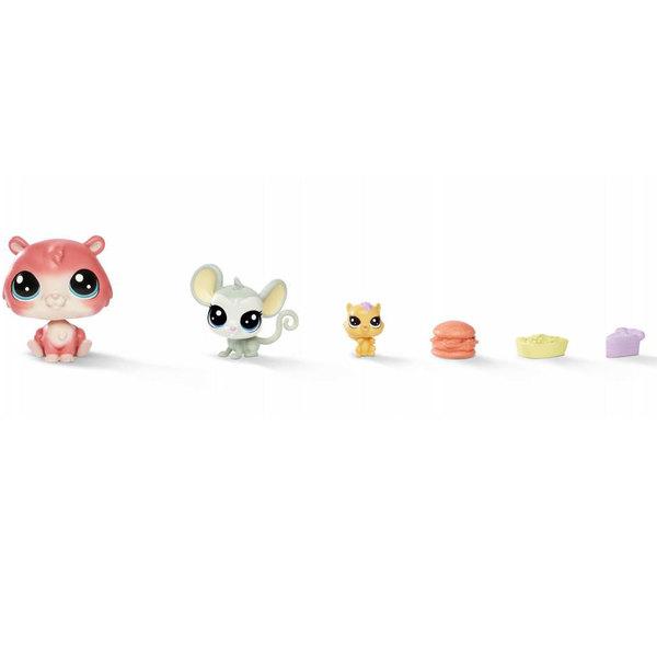 Figurine Petshop Foodtruck - Littlest Petshop