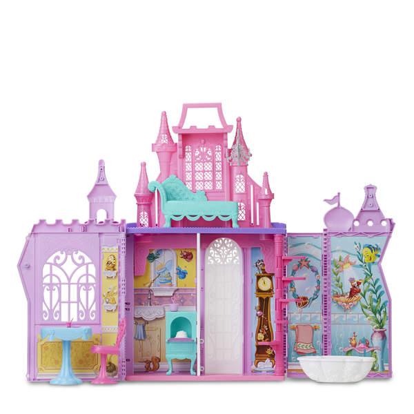 Château malette des Princesses de Disney