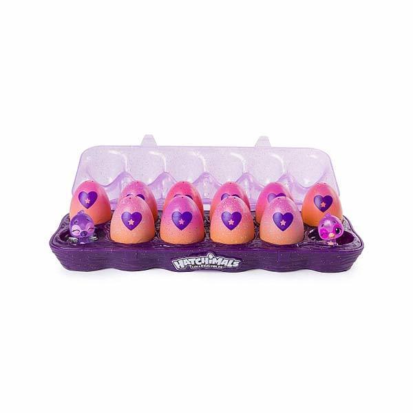 Hatchimals-Boite de 12 Hatchimals saison 4