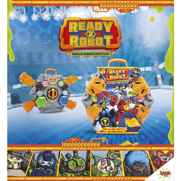 Ready 2 Robots - Coffret Big Slime Battle