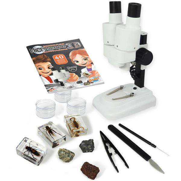 Microscope loupe binoculaire
