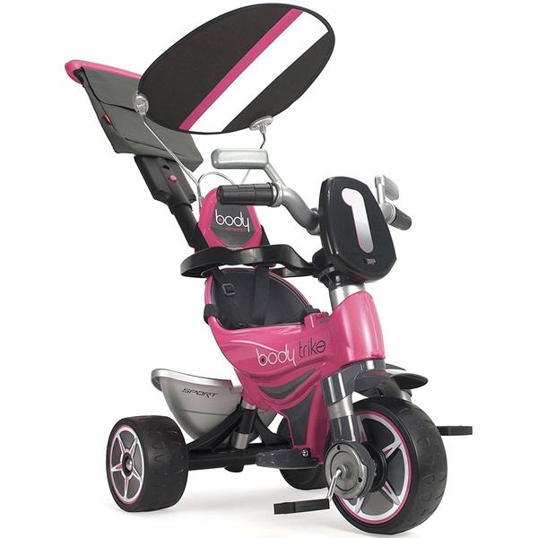 Tricycle évolutif Body Sport rose