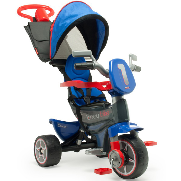 Tricycle évolutif Body Max Denim