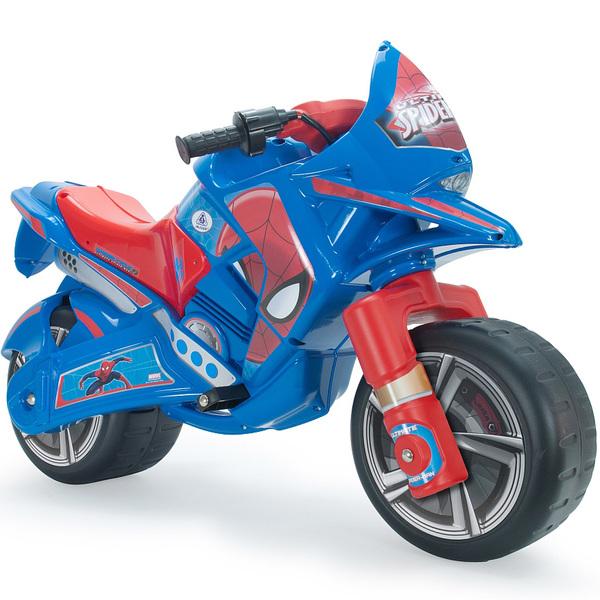 Moto électrique Claws The Ultimate Spiderman 6V