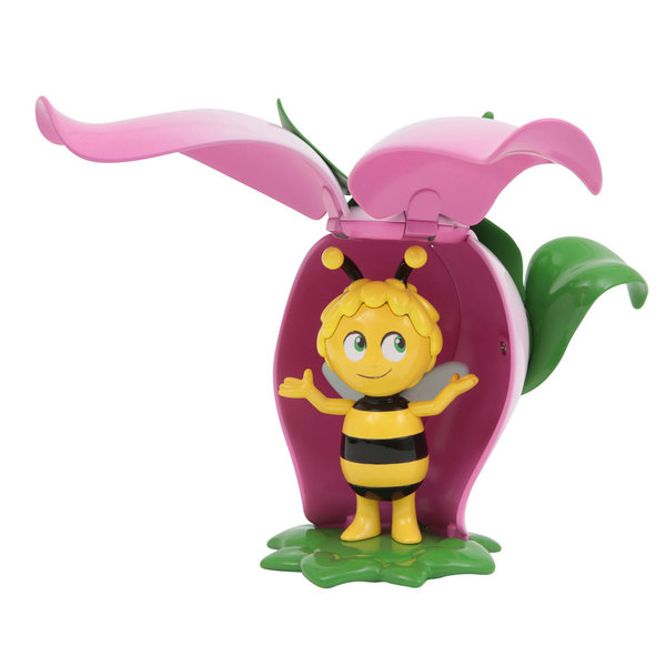 Maya l'abeille - Fleur magique