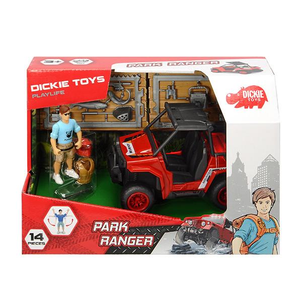 Coffret playlife ranger + figurine