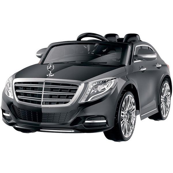 Voiture électrique Mercedes Classe S noire