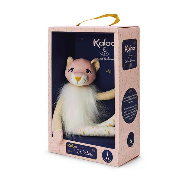 Les Kalines-Doudou Léana la lionne 35 cm