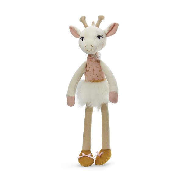 Les Kalines-Doudou Zarafa la girafe 37 cm