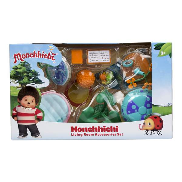 Monchhichi-Mobilier de salon
