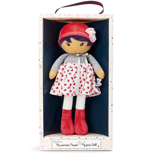 Ma première poupée en tissu Jade 25 cm