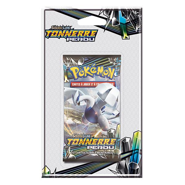 Pokémon Soleil et Lune 8-Booster blister