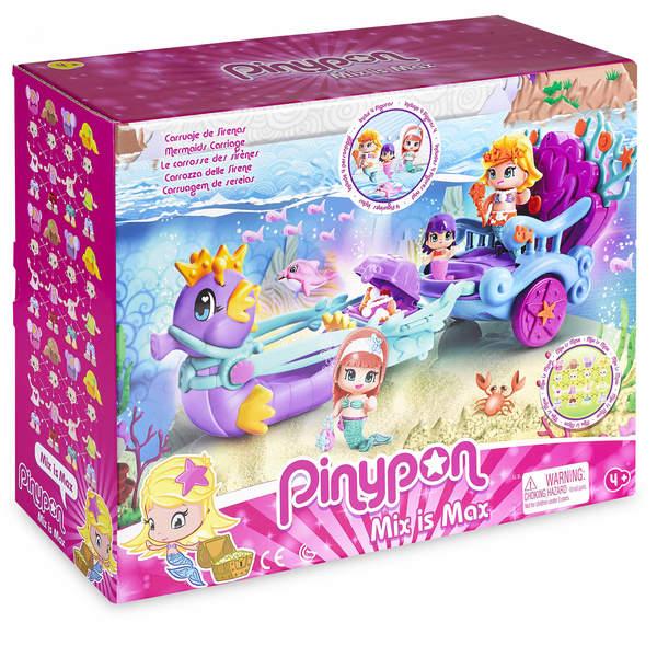 Pinypon-Carrosse des sirènes