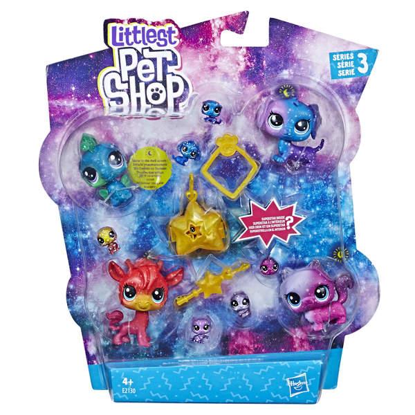 Littlest Petshop Galaxy-11 Petshops