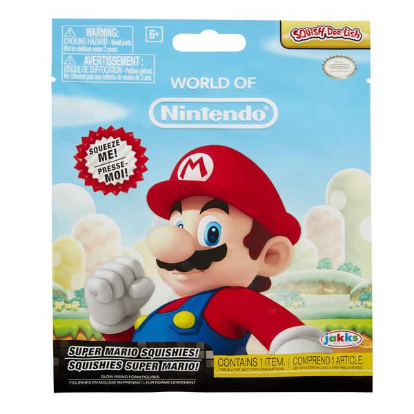 Squish-Dee-Lish Mario