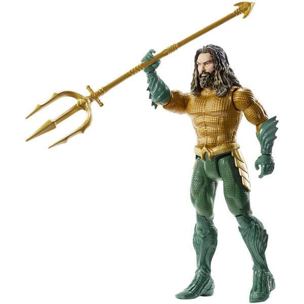 Justice League-Figurine Aquaman 15 cm