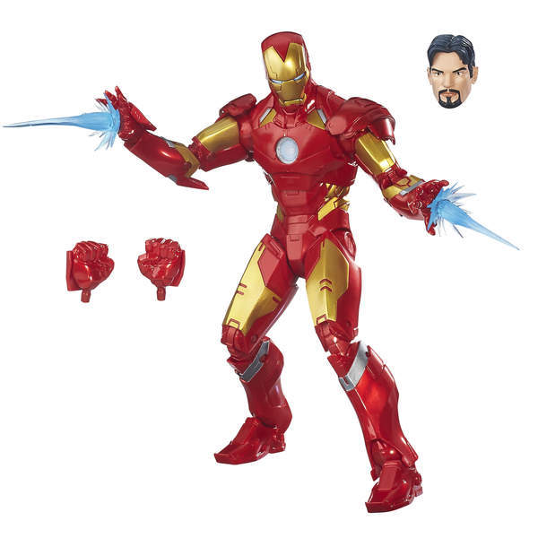 Avengers Figurine Iron Man XL 30 cm - Marvel Legends Series