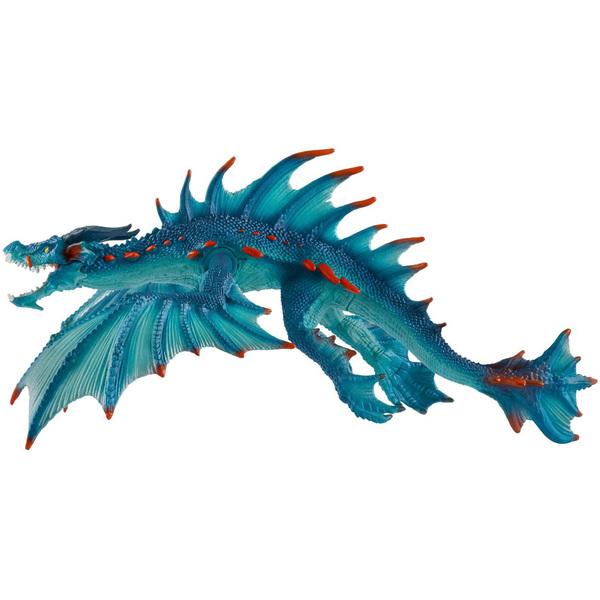 Figurine monstre marin