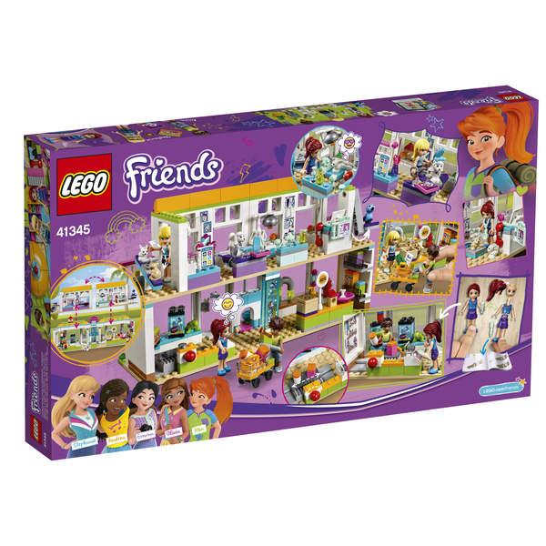 D'heartlake City Legoking Jouet L'animalerie 41345 Lego® Friends e9EIYbHWD2