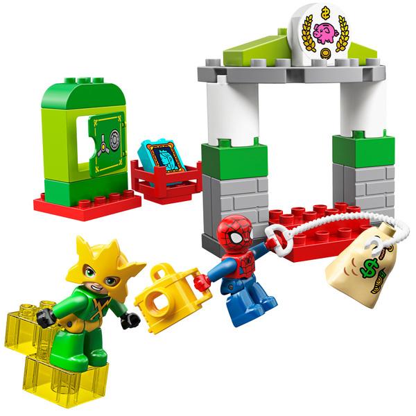 10893 - LEGO® DUPLO Marvel Spiderman contre Electro