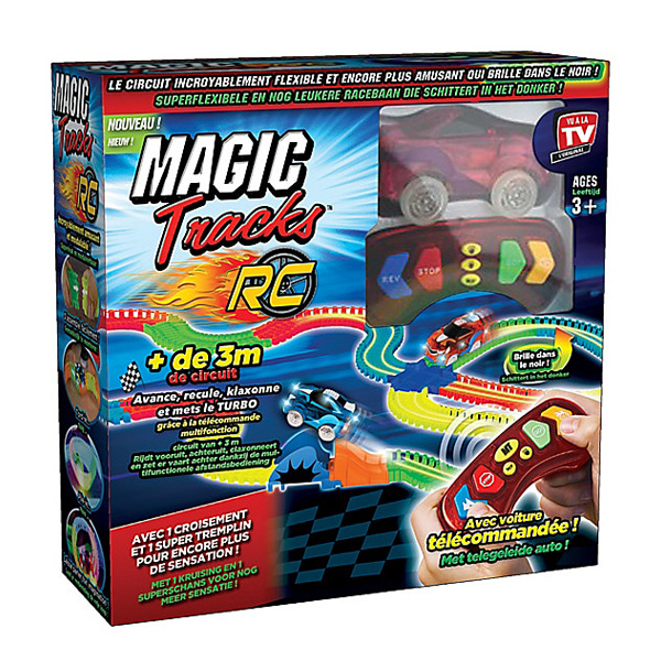 Circuit Magic Tracks radiocommandé