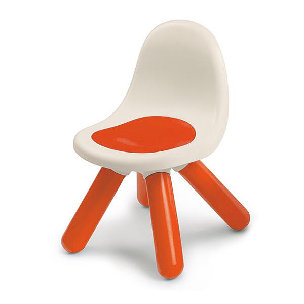 Kid chaise intérieure / extérieure - rouge