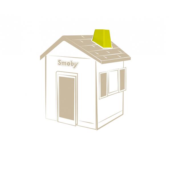 Cheminée pour maison Smoby