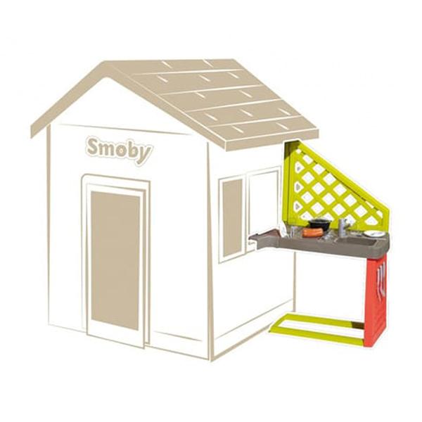 Cuisine d'été pour maison Smoby