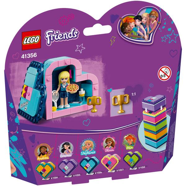 Friends La De Jouet StéphanieKing Boîte Lego 41356 Cœur GSUVjLqMzp