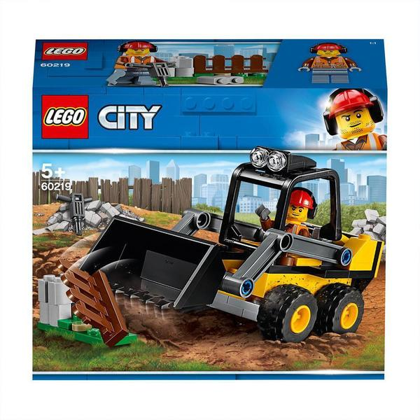 60219 - LEGO® City La chargeuse