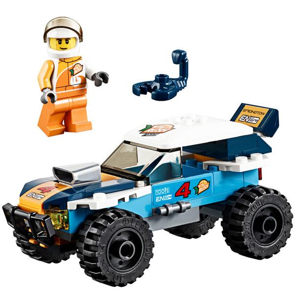 60218-LEGO® City La voiture de rallye du désert