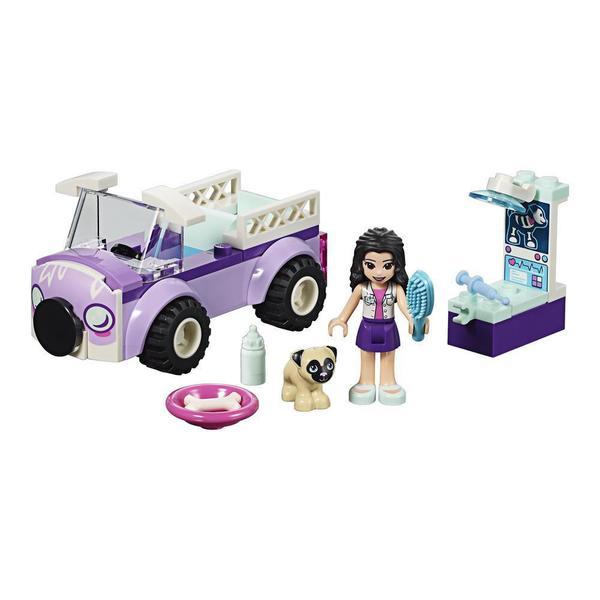 41360 - LEGO® Friends La clinique vétérinaire mobile d