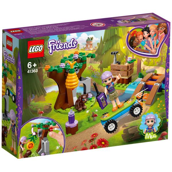 41363 - LEGO® Friends L'aventure dans la forêt de Mia