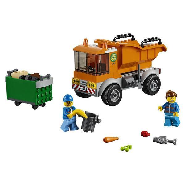 60220 - LEGO® City Le camion de poubelle