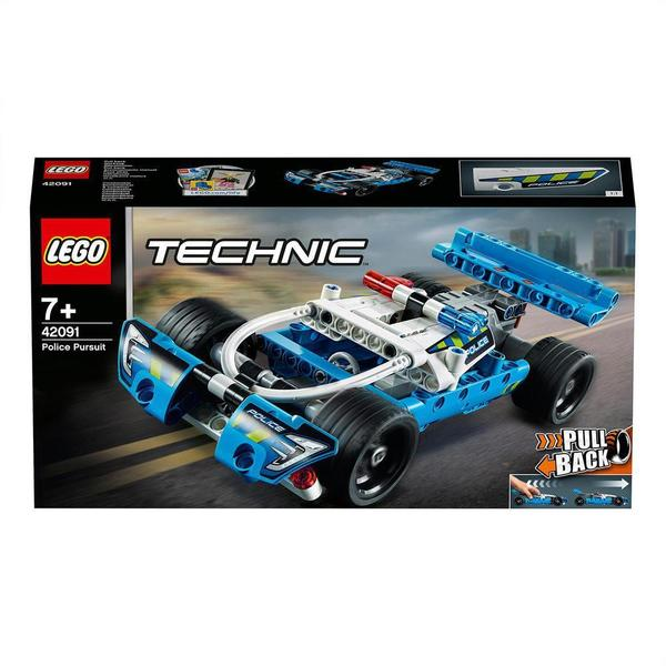 Police De Technic La Jouet 42091 Voiture LegoKing Lego® UzLSqMjpGV