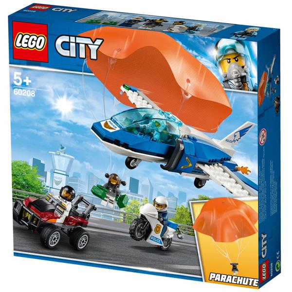Parachute City En L'arrestation Lego® 60208 yn0vNwm8PO