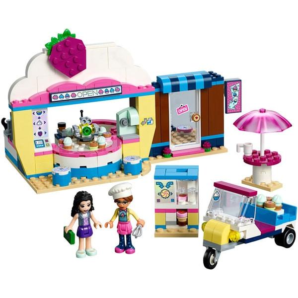 D'olivia Cupcake Lego® Friends 41366 Le Café gIbyfY76vm