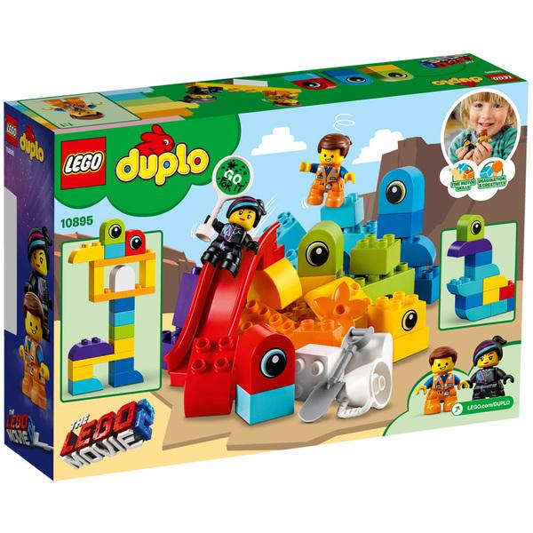 10895 - LEGO® DUPLO Movie 2 Les visiteurs de la planète d
