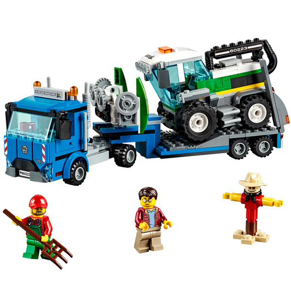 60223 - LEGO® City Le transport de l