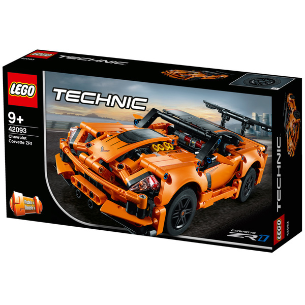 42093 - LEGO® Technic Chevrolet Corvette ZR1