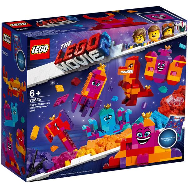Lego® 70825 Watevra Movie La Boîte Reine De 2 À Construire Lego lFcKuT1J3